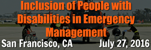 2016 Emergency Management Conference